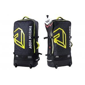 Aqua Marina Premium lagaminas su ratukais