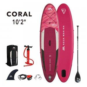 Irklentė Aqua Marina Coral (310cm)