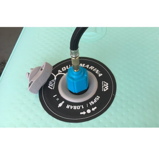 Irklentės ventylio adapteris