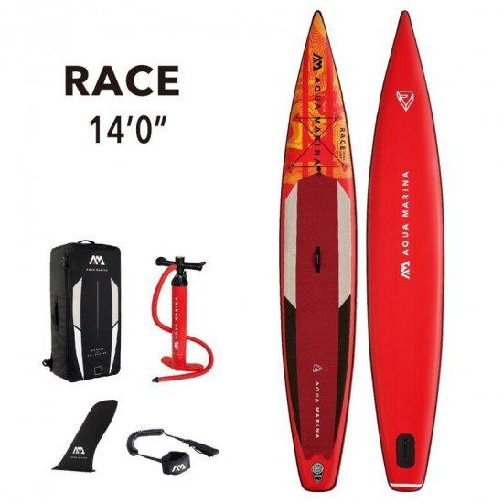 Irklentė Aqua Marina Race  (427cm)