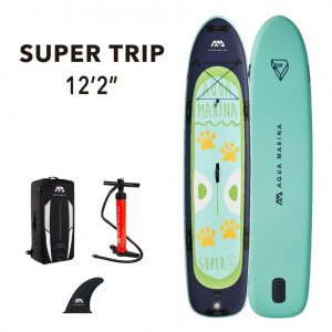 Irklentė Aqua Marina Super Trip (370cm) šeimai