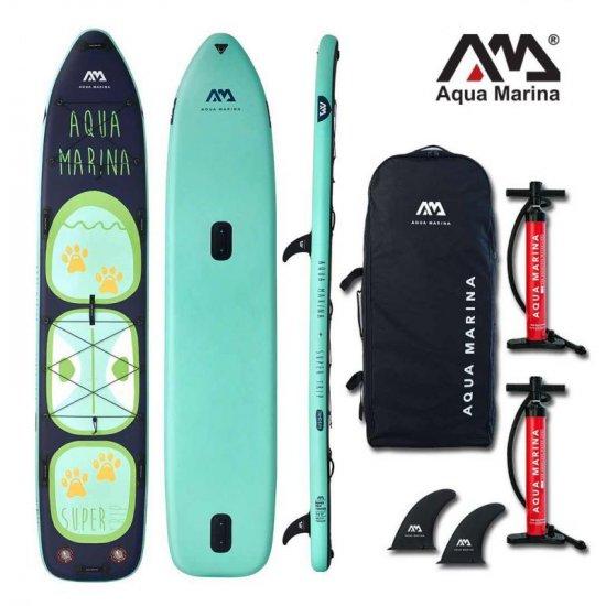Irklentė Aqua Marina Super Trip  Tandem (427cm) šeimai