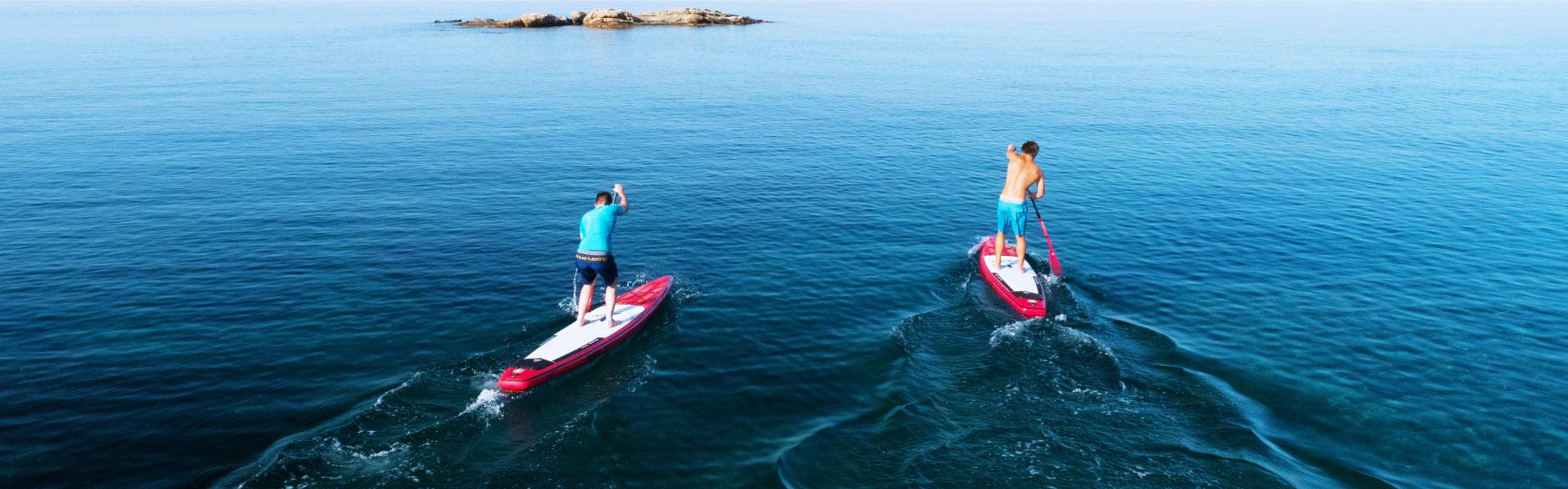 SUP Aqua Marina Race